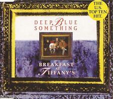DEEP BLUE SOMETHING - Breakfast At Tiffany's (UK 3 Tk CD Single)