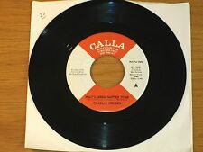 """PROMO NORTHERN SOUL / FUNK 45 RPM - CHARLIE HODGES - CALLA 170  """"LET'S DO IT..."""""""
