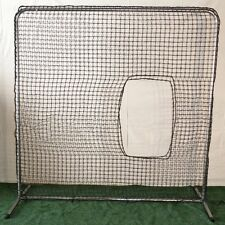 Softball-Screen Safety Net-Pitcher Protection Screen