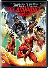 Justice League: The Flashpoint Paradox (2013, DVD NIEUW)