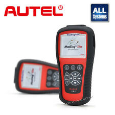 Autel MaxiDiag Elite MD802 All Systems OBD2 Auto Diagnostic Tool with DS Model