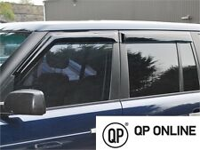 RANGE ROVER L322 BRAND NEW FRONT AND REAR WIND DEFLECTORS 4 PIECE KIT DA6075