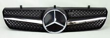 Mercedes CL Class W215 00-06 1 Fence SLS Front Hood Sport Black Grill Grille