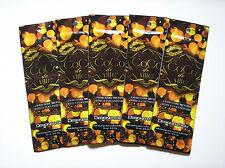 5 Designer Skin COCO DE VILLE Gluten Free Bronzer Indoor Tanning Lotion Packets