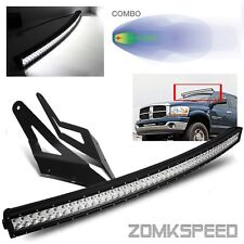"For 03-09 Ram 2500/3500 54"" Curved 312W LED Light Bar/Roof Top Mounting Bracket"