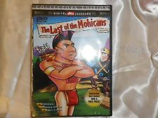 The Last of the Mohicans COLLECTORS EDITION New DVD, ANIMATION DIGITAL SURROUND