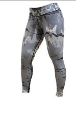 Womens Army Camo Grey Gym Leggings Fitness Yoga GymShark Better Bodies Nike  S M