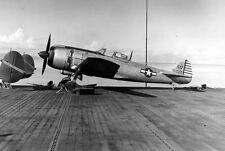 WWII B&W Photo Captured Japanese Nakajima Ki-84 Frank Fighter  WW2 / 6090  NEW