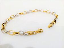 bracelet 2 or 18 carats (750/1000) Gold