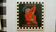 Colonial Williamsburg Chowning's Tavern Trivet NEW Ceramic Tile Hot Pad Kitchen