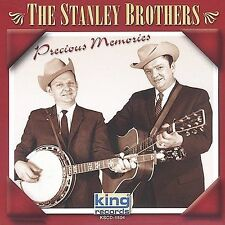 Precious Memories by The Stanley Brothers (Cassette, Mar-2002, King)
