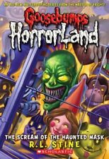 R L STINE __ THE SCREAM OF THE HAUNTED MASK _ GOOSEBUMPS HORRORLAND _ BRAND NEW