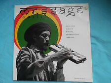 2LP Augustus Pablo Message Music Pressure Sounds Reggae Free Shipping