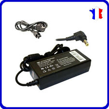 Chargeur Alimentation Pour PACKARD BELL  MT85  3,42A 65W