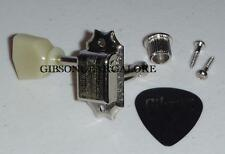 Gibson Les Paul Historic Reissue Nickel Tuner Peg Guitar Parts Tuning R9 R8 R7 B
