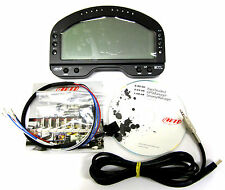 AiM Sports MXL STRADA Digital Cluster  MoTec Haltech AEM Including Lab Timer