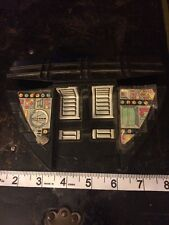 Vintage STAR WARS Rebel Transport Part Front Cockpit Floor Seat Part 161009