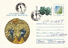 (16944) Cover Romania South Africa - Rugby World Cup 1995