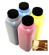 4 x Toner Refill for Xante Ilumina 407, 500, 502 Digital (URGENT SIZE) + 4 Chip