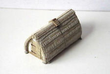 Minishire Scenery- 28-32mm Hovel with Interior Detail. Wargames & RPGs. Resin