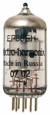 ELECTRO HARMONIX EF86EH PREAMP TUBE BRAND NEW EF86 FOR VOX AC30 FULLY TESTED