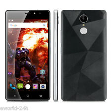 """Unlocked TIMMY M20 5.5"""" HD 3G Android 6.0 Smart Phone 1G+8GB 2*SIM 8MP -Touch ID"""