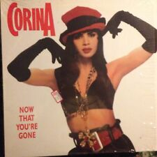 CORINA • Now That You're Gone • Vinile 12 Mix • 1992 CUTTING RECORDS