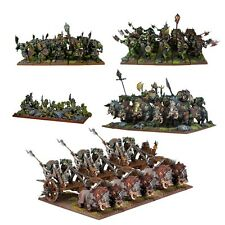 ORC ARMY - KINGS OF WAR - MANTIC GAMES - SENT FIRST CLASS