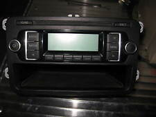 Volkswagen VW Passat Touran Golf Caddy etc RCD210 Stereo CD MP3 Player