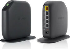 Belkin Surf Wireless Network Router 4 Ports N150 150Mbps BT Infinity F7D1301