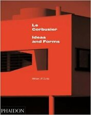 Le Corbusier: Ideas & Forms New Hardcover Book William J R Curtis
