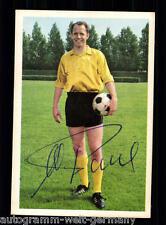 Wolfgang Paul Bor. Dortmund 1968 Bergmann SB ORIG. sig