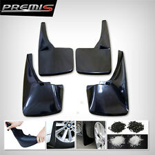 Front Rear Molded Splash Guards Mud Flaps Car Fender For Cadillac Escalade 06-16