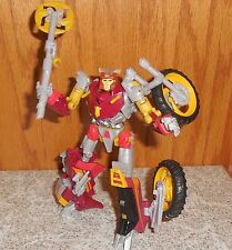 Transformers Generations JUNKHEAP Complete Deluxe Figure w Third Party Head no2