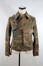 WWII German Heer Tan & water camo panzer wrap/jacket 3XL