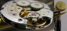 used Lady Juvenia 765 Eta 2510 17j. complete watch movement & crown