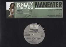 Nelly Furtado Man Eater  2006 Promo Vinyl LP