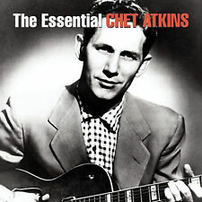 The Essential by Chet Atkins (CD, Jul-2007, 2 Discs, Columbia Nashville) NEW