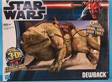 NEW Star Wars Discover The Force Walmart Exclusive Dewback- Ship Worlwide- Look