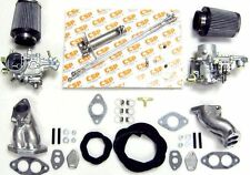 WEBER 34 ICT TWIN CARB & CB MANIFOLD KIT – VW T1 AIRCOOLED BEETLE TYPE 1 ENGINE