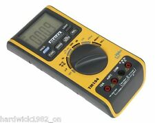 MARKDOWN! Digital Multimeter Humidity Sound Level LUX Temperature Light Diode