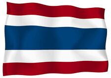 Adesivo Auto Sticker Tuning Moto Auto Stickers Bandiera Bandiera Thailand