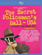 THE SECRET POLICEMAN'S BALL RADIO CITY MUSIC HALL BLU-RAY 4 MARCH 2012