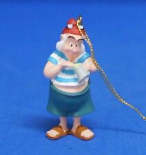 Disney Parks Mr Smee from Peter Pan Storybook Ornament Figurine