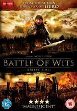 BATTLE OF WITS - DVD - REGION 2 UK