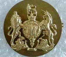Staybrite General Service Corps/List British Army/Military Badge- Anodised Badge