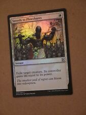 MTG MAGIC ETERNAL MASTERS 2016 - SWORDS TO PLOWSHARES (NM) FOIL