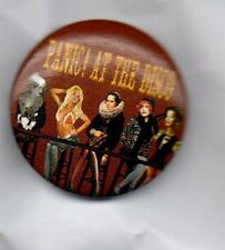 PANIC AT THE DISCO BUTTON BADGE - AMERICAN ROCK BAND A Fever You Can't Sweat Out