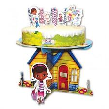 Doc McStuffins Birthday Party Clinic Cake Decoration Pack