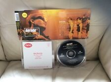 "DARUDE ""OUT OF CONTROL"" 3 TRACK 2001 CD WITH ENHANCED VIDEO VERY GOOD CONDITION"